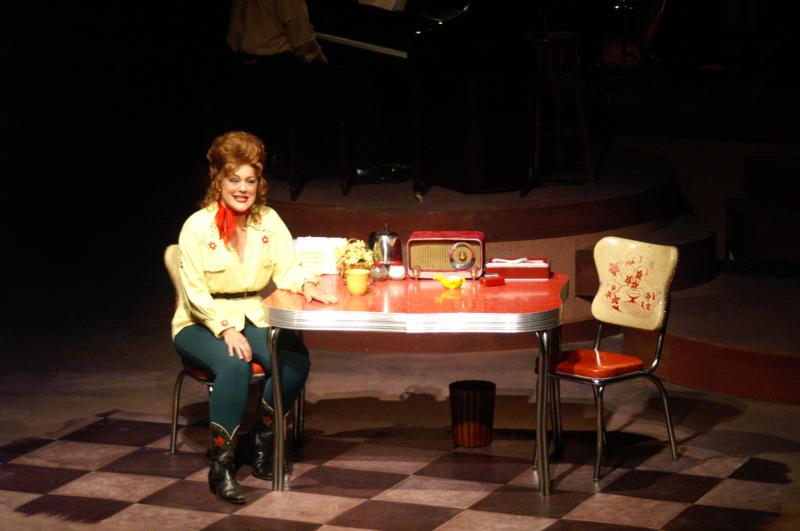Becky as Louise in ALWAYS, PATSY CLINE